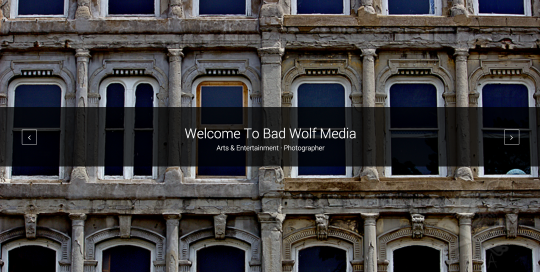 Bad Wolf Home